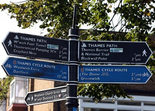 Thames Walk Part 1
