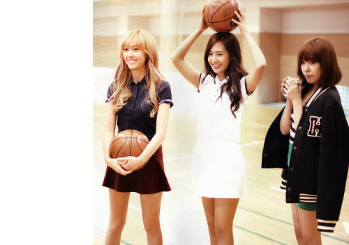 Girls Generation First Photobook 12