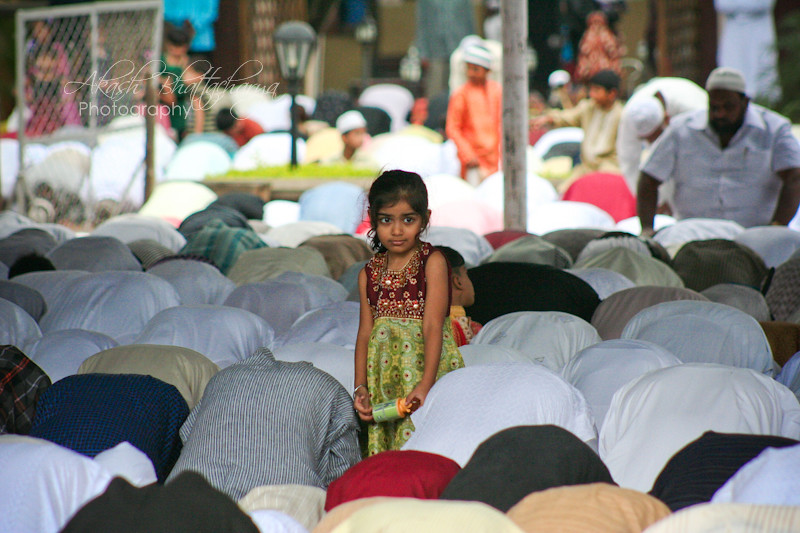 Eid Prayer | Bangalore