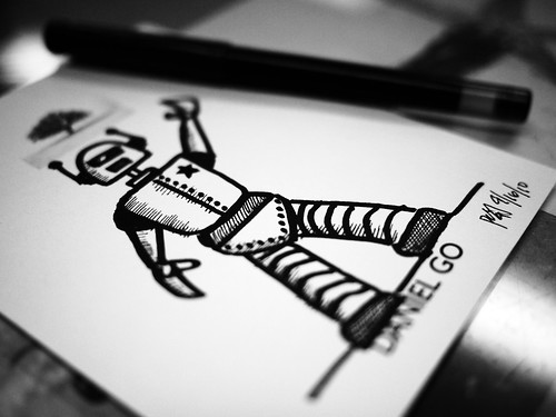 Domo Arigato Mr. Roboto (ロボット人ありがとう)