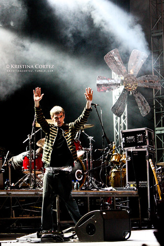 Ian Brown at SINGfest 2010