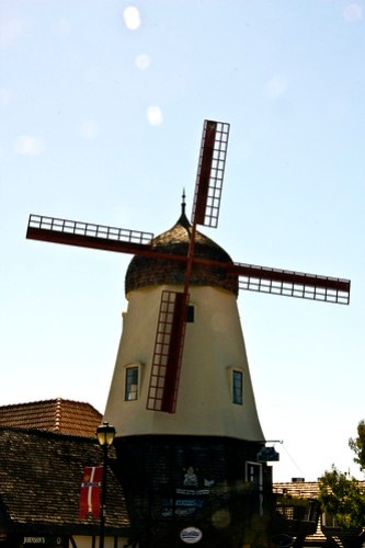 Danish Windmill!