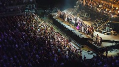 Les Miserables 25th anniversary concert at the...