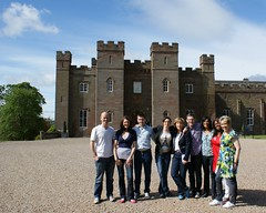 The Great British Bake Off Scone Palace Scotland