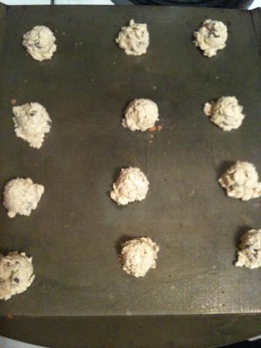 Oatmeal Cookies 4