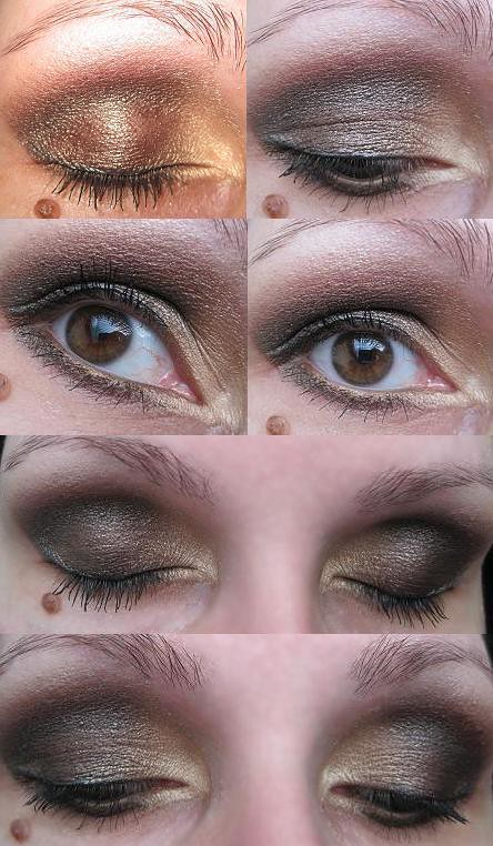 AMU Sleek Make Up Eye Dust D2