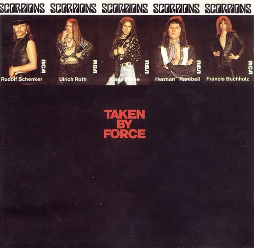 (1978) Taken By Force (320 kbps)