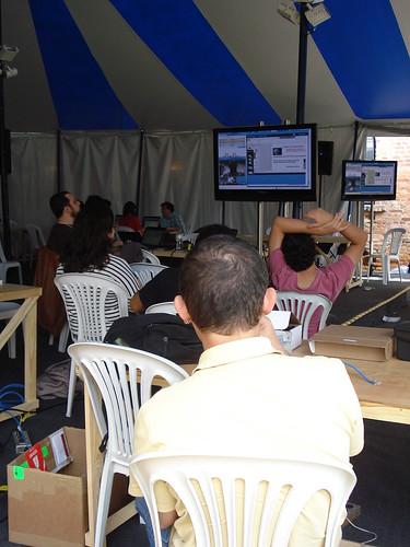Oficina do Connexions no II Fórum da Cultura Digital Brasileira (15/11/2010)