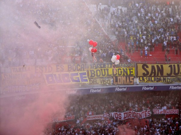 Superclassico - River Plate vs Boca Juniors - Nov. 16, 2010