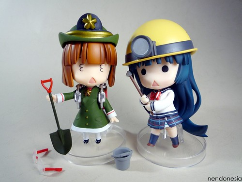 Digging the mine with Jiei-tan