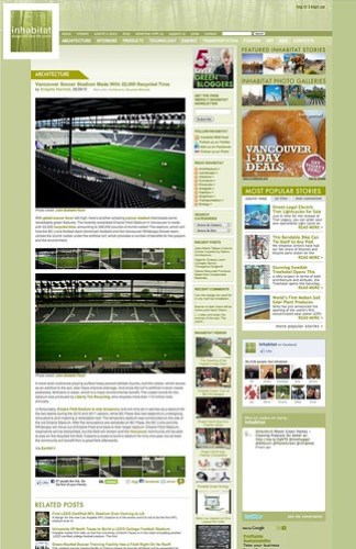 inhabitat.com uses my photos of Empire Stadium