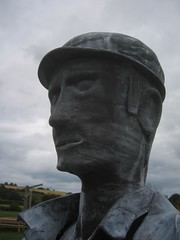 Boosbeck Miner Sculpture