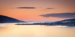 """Ullapool at Dusk from Corry Point • <a style=""""font-size:0.8em;"""" href=""""http://www.flickr.com/photos/26440756@N06/4960124743/"""" target=""""_blank"""">View on Flickr</a>"""