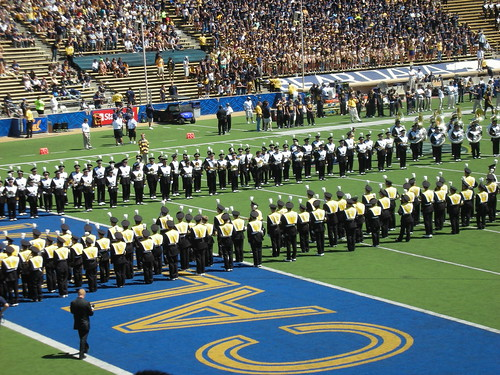 Cal Football Home Game