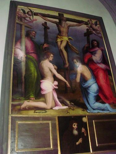 Crocifissione di Sant'Acazio (Sogliani)