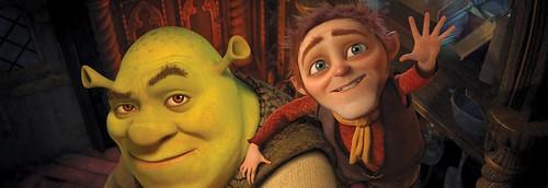 Shrek Rumpelstiltskin