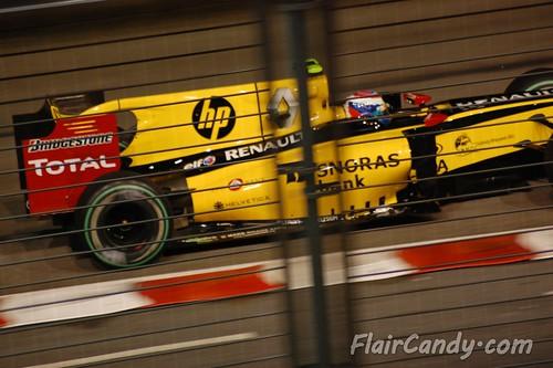 F1 Singapore Grand Prix 2010 - Day 1 (56)