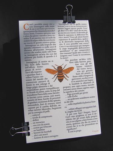 Generazione A, di Douglas Coupland, nella versione di Marco Pensante, Isbn 2010; grafica di Alice Beniero: quarta di copertina (part.), 1