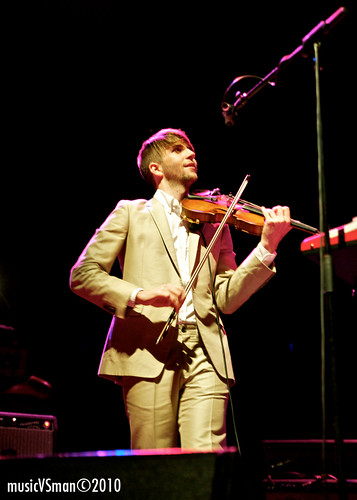 Owen Pallett @ The Pageant - 9.30.10