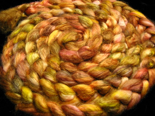 Autumn - Tussah Silk