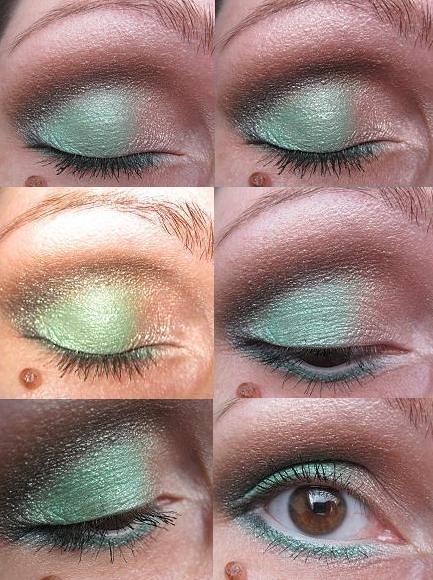 MUA Eye Dust Shade 3-4