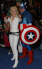 Sharon Carter & Captain America