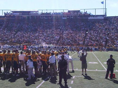 Cal vs. UCLA