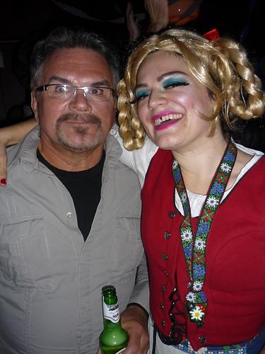 Daddy & Tante Karen