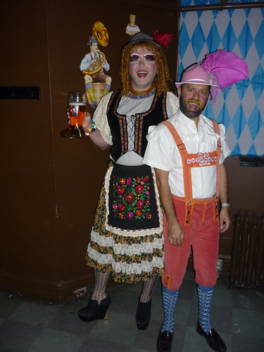 Proddy & Mustardbeard