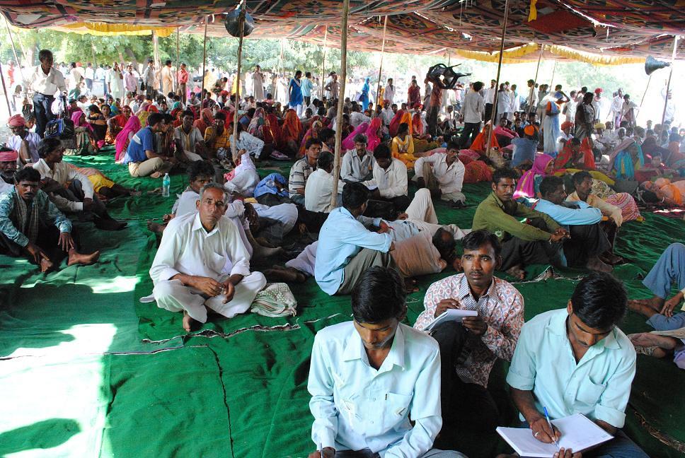 Pics from the satyagraha - 2 Oct 2010 - 54