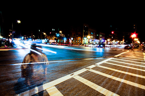 Mass Ave and Boylston Ghost