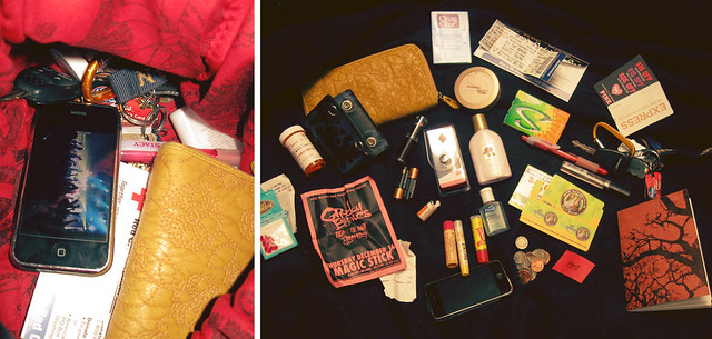 Whats In My Bag: Nov. 2010