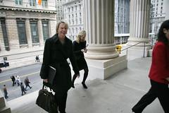 Cathie Black Enters Tweed