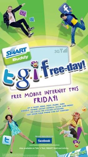 TGI-free-day!
