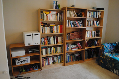 Office After: Shelves