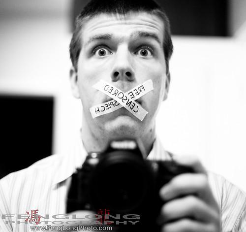 245/365 - Censored