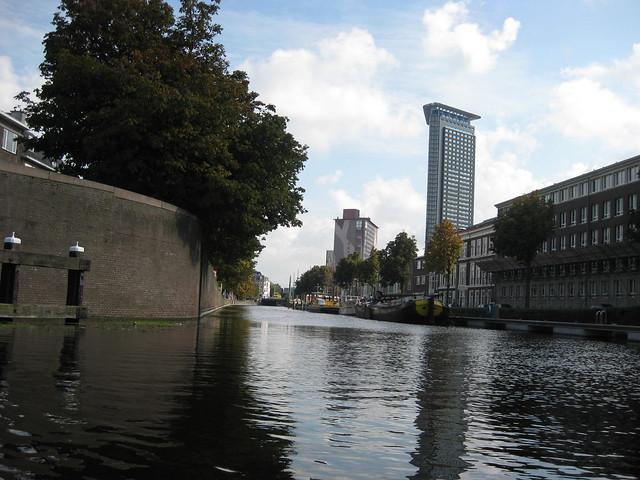 Zieke canal