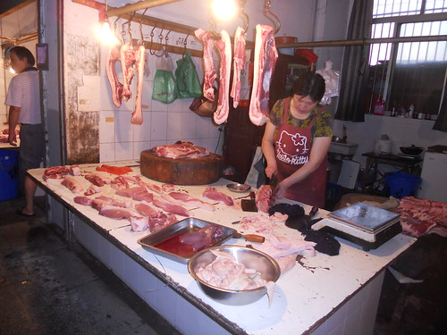 warm meat