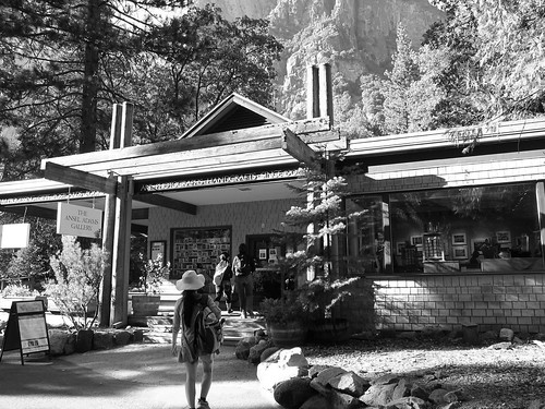 Ansel Adams Gallery, Yosemite Village