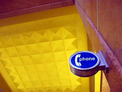we had phone booths back in the day