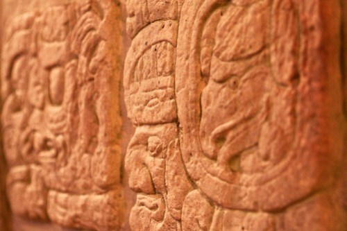 HMNH Mayan stones