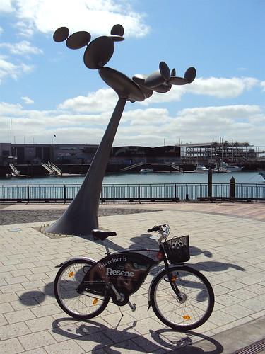 Next Bike - Viaduct