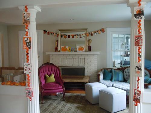 Halloween decor 2010