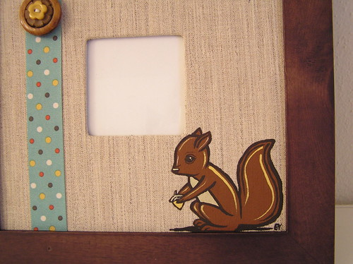 Squirrel Frame