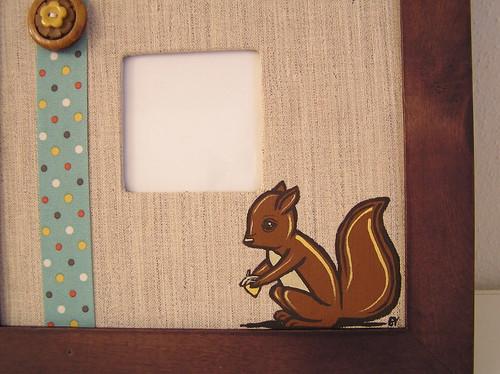 Squirrel Frame