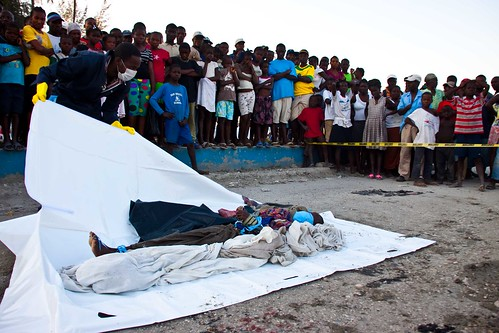 Child-Cholera-Victim