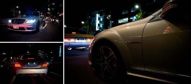 Mercedes-Benz S 65 AMG Programme V12 Biturbo