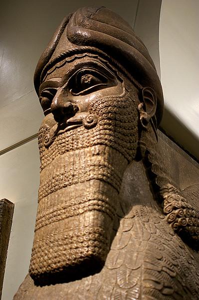 assyrian lamassu 1.JPG