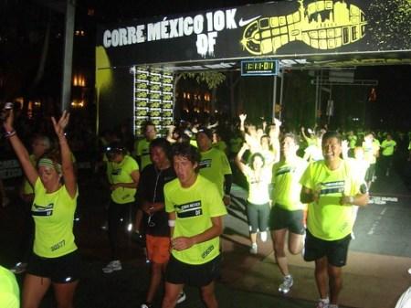 Resultados Carrera Nike Corre Mexico DF 305