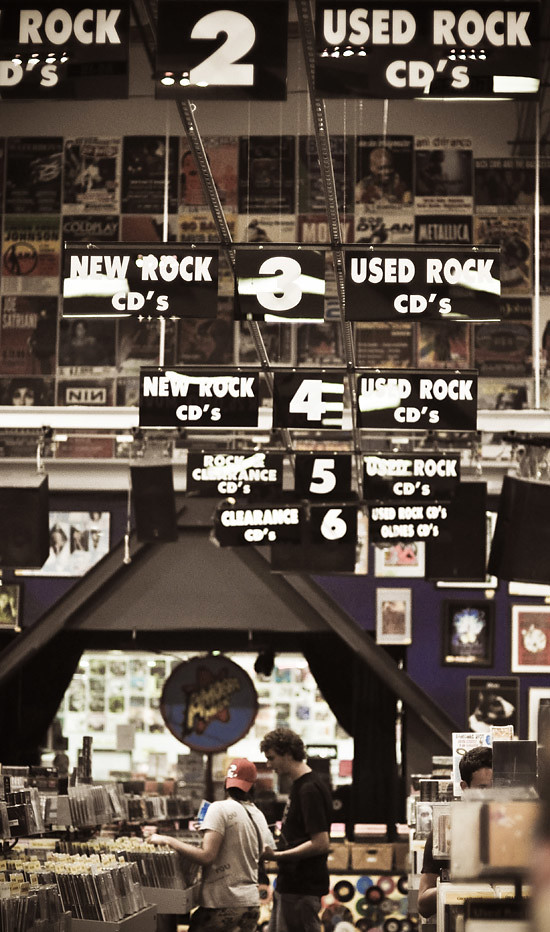 Amoeba Records - LA